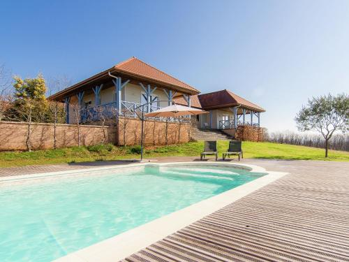Belmont Bas : Guest accommodation near Bretenoux