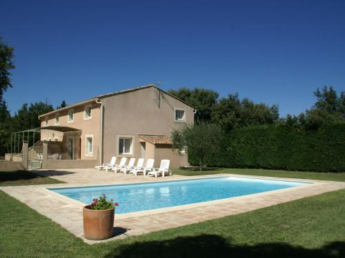 Monteux : Guest accommodation near Sarrians