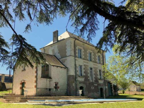 Villa Cussay : Guest accommodation near Saint-Rémy-sur-Creuse