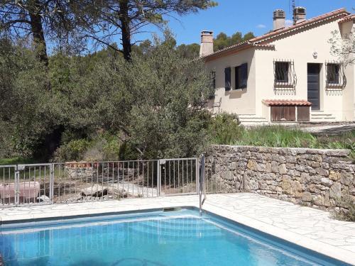 Maison de vacances - SAINT-ANTONIN-DU-VAR 2 : Guest accommodation near Saint-Antonin-du-Var