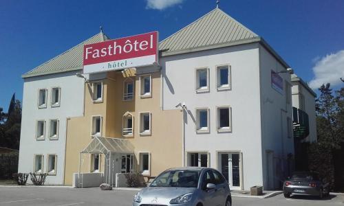 FastHotel Montpellier Ouest : Hotel near Villeneuve-lès-Maguelone