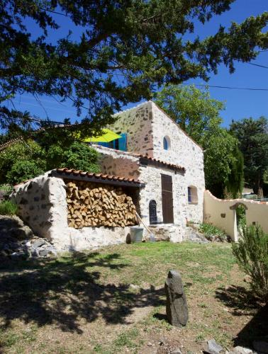 Moulin de Perle : Apartment near Ansignan