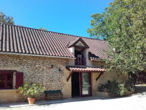 Ferienhaus Saint Amand-de-Coly 201S : Guest accommodation near Coly