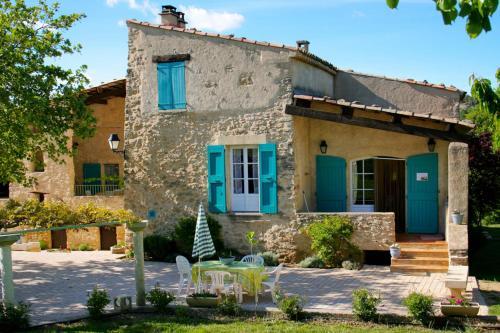 Les Demeures du Clos 322S : Apartment near Ganagobie