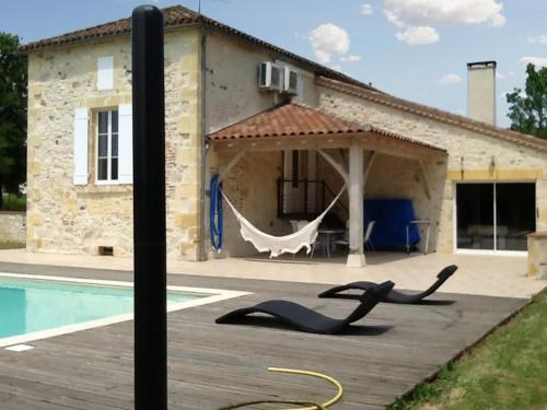 Holiday Home Au Bouy : Guest accommodation near Salles