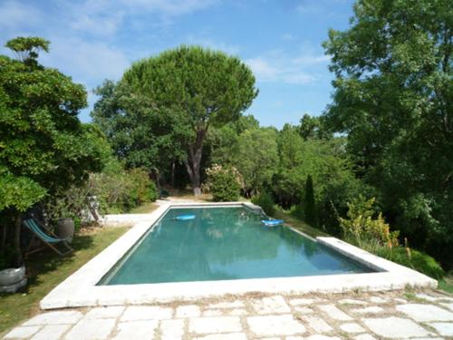 –Holiday home Route de Pezenas : Guest accommodation near Villeneuvette