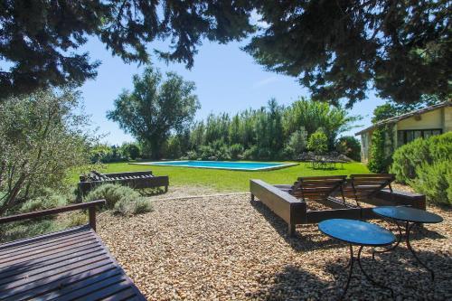 Villa in Maussane les Alpilles : Guest accommodation near Maussane-les-Alpilles