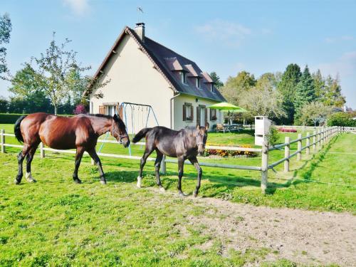 Gîte de la Morelle : Guest accommodation near Vieux-Bourg