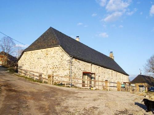Holiday Home Auliac : Guest accommodation near Trémouille