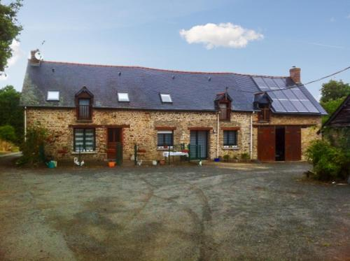 Gite La Masserie : Guest accommodation near Grand-Fougeray