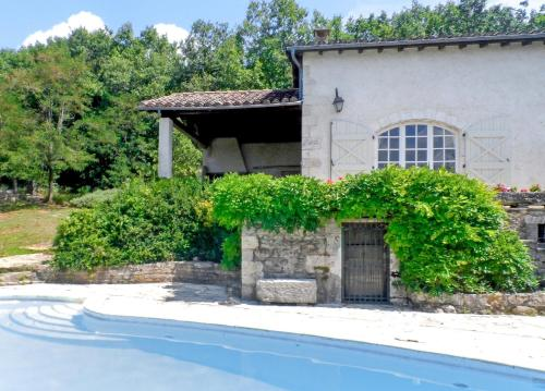 Country House Chemin des Privats : Guest accommodation near Cayriech