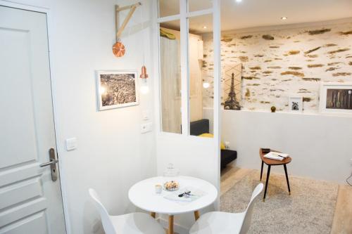 Unsejouranantes - Le Studio Bel Air : Apartment near Orvault