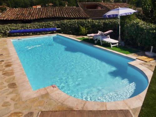 Holiday Home Chemin du Grand-Village : Guest accommodation near Ucel