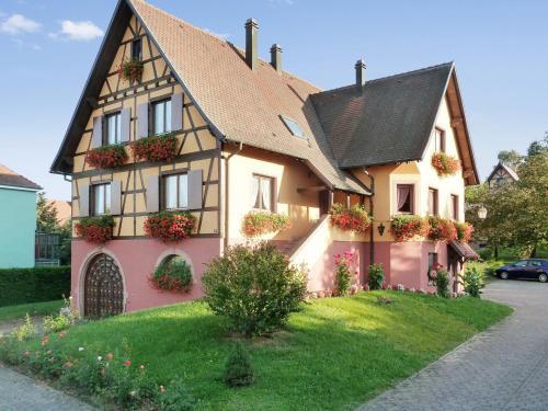 Holiday Home Rue du Finkwiller : Guest accommodation near Ebersheim