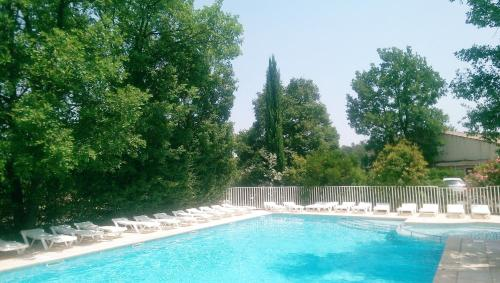 Modern House in the Var, Provence : Guest accommodation near Montauroux