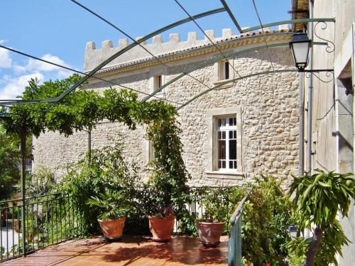 Holiday Home Sévignac Le Haut : Apartment near Prades-sur-Vernazobre