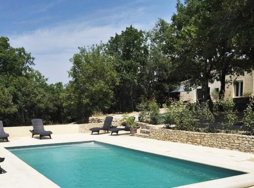 Terres en Provence : Guest accommodation near Venasque