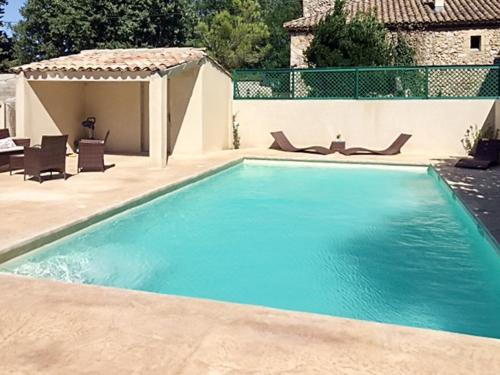 Holiday Home Rue du Vernet : Guest accommodation near Saint-Victor-la-Coste