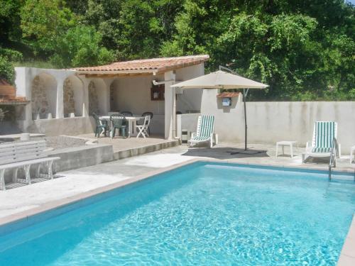 Holiday Home Route de Brue Auriac : Guest accommodation near Saint-Martin