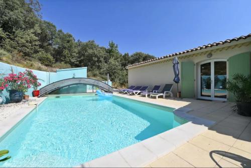 Holiday home chemin d'asperes : Guest accommodation near Saint-Théodorit