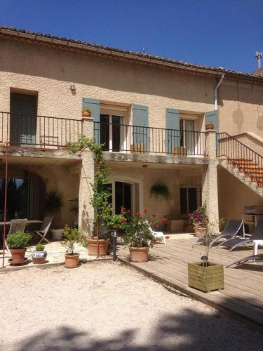 Holiday home Route de Saint-Saturnin : Guest accommodation near Châteauneuf-de-Gadagne