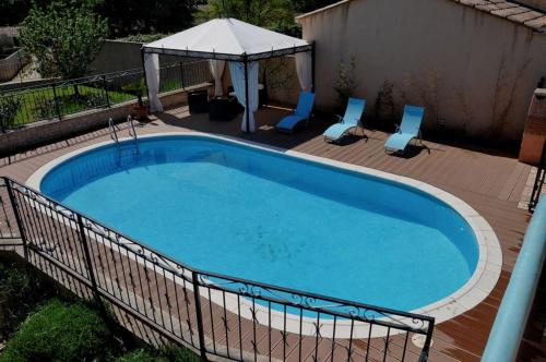 Holiday home Impasse du Levant : Guest accommodation near Gargas