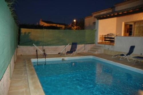 Villa Rue du Thym : Guest accommodation near Agde