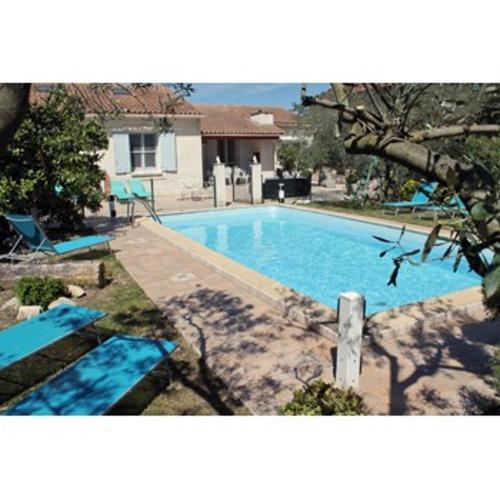 Villa Rue des Chardons : Guest accommodation near Maillane