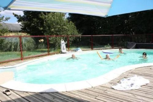 Holiday home Le Fano : Guest accommodation near Saint-Dolay