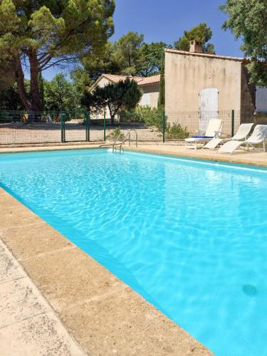 –Holiday home La corrège : Guest accommodation near Cucuron