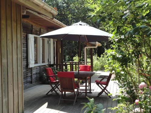 Holiday Home Allees d'eaux qui rient : Guest accommodation near Sanguinet
