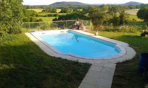 Holiday home Les Mazes : Guest accommodation near Saint-Théodorit