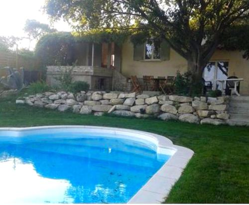 Holiday home Les Mazes : Guest accommodation near Bragassargues