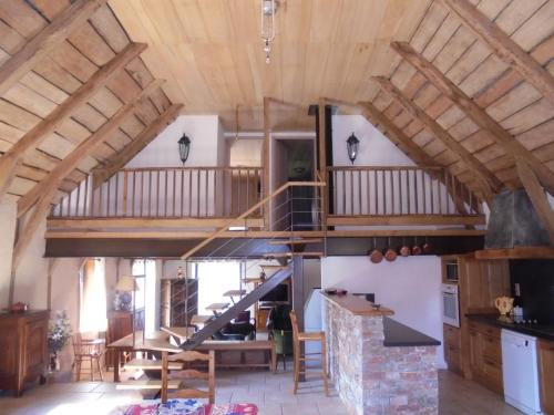 Holiday home Lieu-dit Bonauberg : Guest accommodation near Saint-Côme-d'Olt