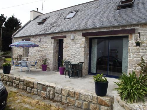 Holiday home Route de Plonivel : Guest accommodation near Plobannalec-Lesconil