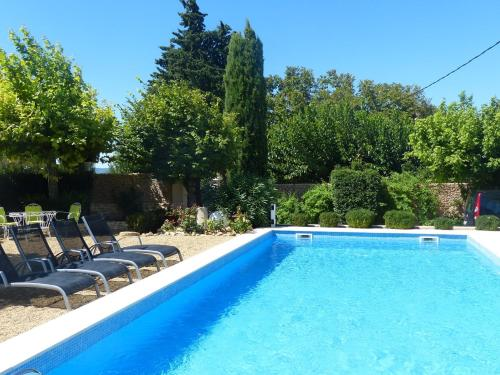 Villa Chemin de la d'Hugue : Guest accommodation near Mornas