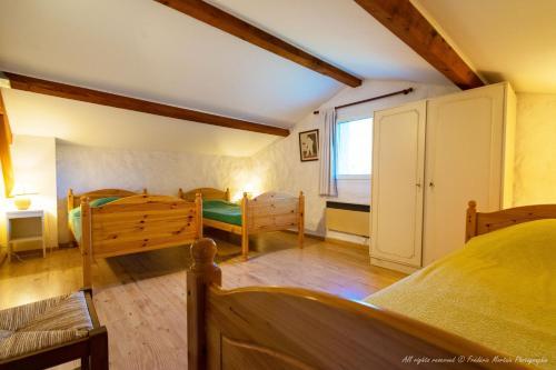 Gîte Laulagner : Guest accommodation near Saint-Remèze