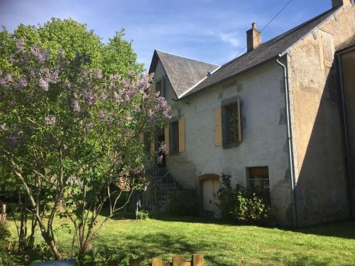 Holiday home Gacogne : Guest accommodation near Crux-la-Ville