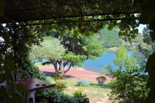 Le Mas de Riri : Hotel near Le Puech