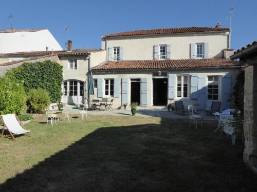 La Madeleine : Bed and Breakfast near Bourgneuf