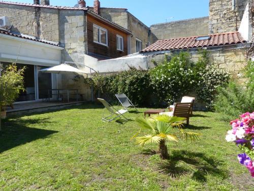 Bordeaux Belle Echoppe Jardin : Guest accommodation near Bègles