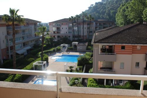 Appartement moderne 2 pièces : Apartment near Cagnes-sur-Mer