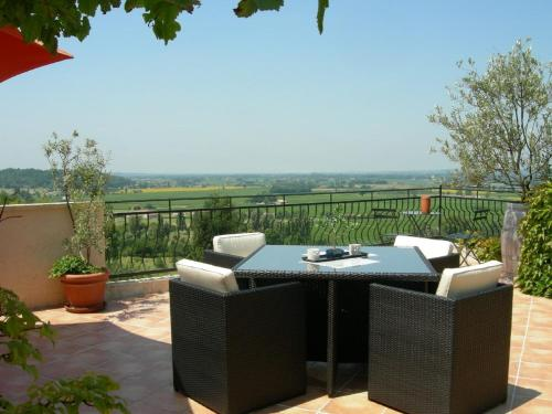 Les Gués Rivières : Bed and Breakfast near Belvès-de-Castillon