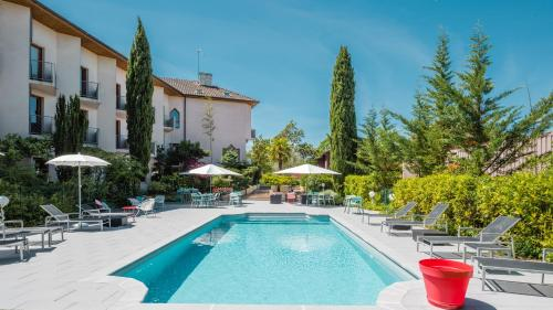 Best Western Bridge Hotel Lyon East : Hotel near Niévroz