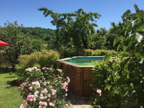 La Chaumière : Guest accommodation near Saint-Martin-le-Redon