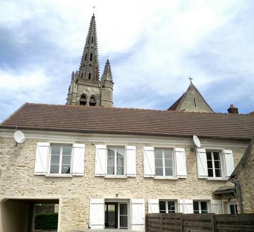 Les Fontaines : Guest accommodation near Ormoy-Villers