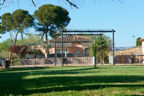 Résidence Les Peupliers : Guest accommodation near Loriol-du-Comtat