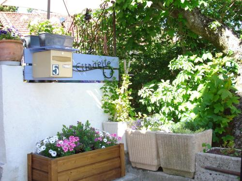 La Citadelle : Bed and Breakfast near Cornus