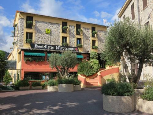 Hostellerie Aspremont : Hotel near Tourrette-Levens