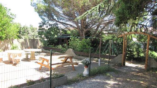 Location saisonnière : Apartment near Coursan